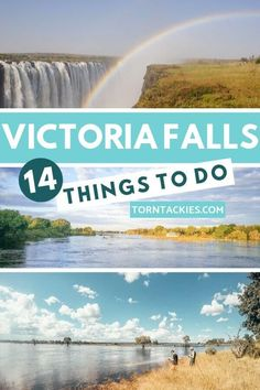 Planning your trip to Victoria Falls in Zambia or Zimbabwe? Check out this travel guide for the best things to do in Victoria Falls. Solo Travel, Travel Tips, Travel Hacks, Travel Packing, Budget Travel, Travel Guides, Time Travel, Africa Destinations, Travel Destinations