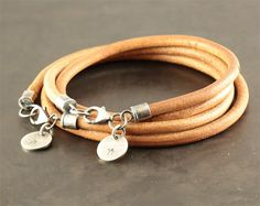Personalized bracelets two matching bracelets by SylviaArtGallery, $99.00
