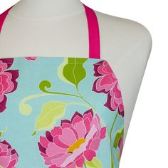 Elegant Apron | Classic Kitchen Apron | Rose Floral by forsheedesigns on Etsy https://www.etsy.com/listing/231463666/elegant-apron-classic-kitchen-apron-rose