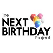 The Next Birthday Project Logo The Next, Cancer, Logo, Birthday, Projects, Log Projects, Logos, Birthdays, Blue Prints