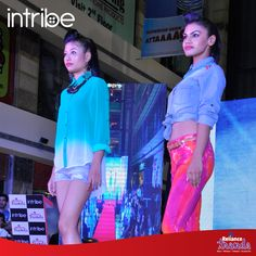 From sophisticated #urban fashion to casual wear, #Intribe, a newly launched #fashion brand from Reliance Trends has it all! #ColoredDenim #Denim #Top