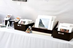 Art Fair Booth Photo 3   My matted photographs in bins and m…   Flickr