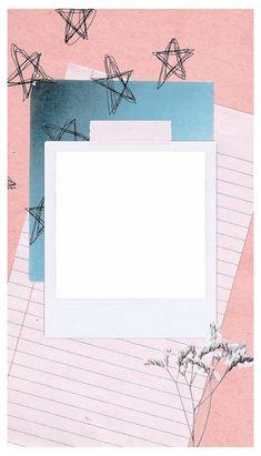 Marco Polaroid, Polaroid Picture Frame, Polaroid Template, Birthday Post Instagram, Collage Background, Background Vintage, Instagram Frame Template, Instagram Background, Instagram Collage