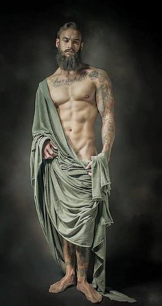 Concepts & Methodologies of the Male Figure