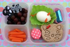 Bento-logy: Cat and Mouse