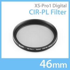New Elva Camera Digital CIR-PL 46mm Filter Circular Polarizing Slim Filter #Elva