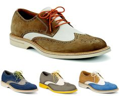 Sperry Top Sider SS13 Gold Cup ASV Wingtip Oxford Collection