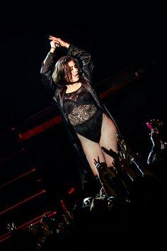 Fifth Harmony performing in Osaka.️ #PSATourOsaka