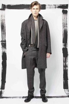 Nicole Farhi Fall 2013 Menswear Collection - Fashion on TheCut