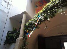 Casa-taller del pintor valenciano Juan de Juanes. Ruta de los Gremios Medievales organizado por RutaDespilfarroValencia y #CaminArt #Valencia