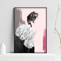 Available format: art paper, canvas. Poster Prints, Framed Prints, Canvas Prints, Art Prints, Paris Cafe, Portrait, Creative Art, Pink Roses, Merry Christmas