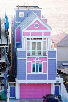 barbie's dream house by amirmobile, via Flickr