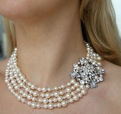 Bridal Necklace