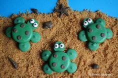 Turtle Oreo Cookies - How To