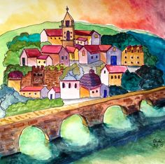 spanish style paintings - Google Search