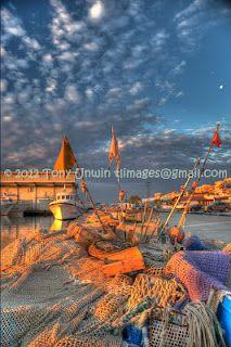Garrucha harbour.. I love the colour and fantastical air!