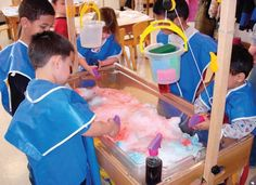 Explore Water: Splash and Learn at the Water Table