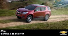 Chevrolet Trailblazer - Please contact Gerrie du Plooy, Morne Hechter or Eon Barnard for more information 028 312 1143/4 sterling@sterlingauto.co.za  www.sterlinghermanus.co.za Chevrolet Trailblazer, Car, Automobile, Autos, Cars