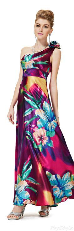 Ever Pretty 09623 Satin Party Dress