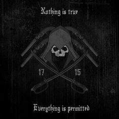 Much Needed Merch | Pirates Creed Print | #gaming #ac4 #assassinscreed