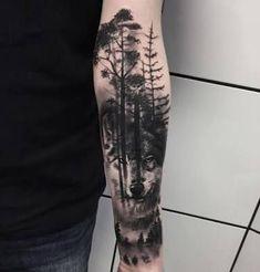Bildergebnis für tattoo the wolf #CoolTattooIdeas