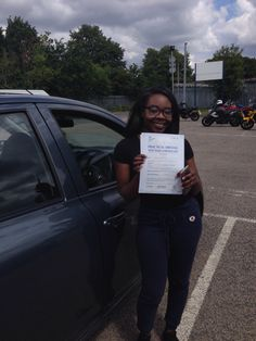 Congratulations on passing your driving test in Streatham @londondrivingschool #LondonDrivingSchool #DrivingTest