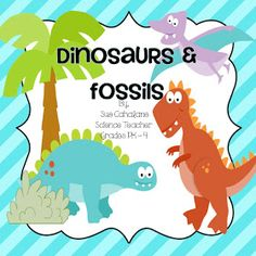 Science for Kids: Dinosaurs & Fossils