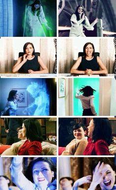 Regina Mills vs Lana Parrilla everybody