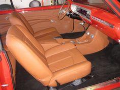 1967 chevelle custom interior MCI console  modern classic interior http://www.chevelles.com/forums/showthread.php?t=494465