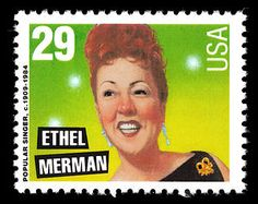 29c Ethel Merman single