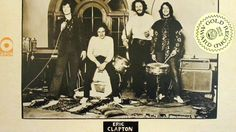 Blind Faith Their only album. Steve Winwood, Eric Clapton, Ginger Baker and Ric Grech. Rock And Roll, Rock & Pop, Blind Faith Album Cover, Steve Winwood, Classic Album Covers, Lp Cover, Cover Art, Great Albums, Blues Rock