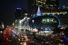 Bangkok night life Free Stock Photo