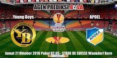 Prediksi Bola Young Boys vs APOEL 21 Oktober 2016