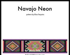 Check out our bead loom patterns selection for the very best in unique or custom, handmade pieces from our shops. Peyote Beading Patterns, Beaded Bracelet Patterns, Bead Loom Patterns, Loom Beading, Bracelet Tutorial, Bead Kits, Etsy Seller, Beads, Shopping