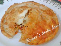 Resna's tasty home: Petti pathil/ Petti pathiri