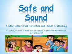 A great new way to access our child-friendly storybook on child protection is now available through Issuu!  Check it out now!