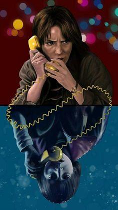 Wallpapers for your phone - 48 🌻(fandom:stranger things) - wattpad pericol Stranger Things Netflix, Stranger Things Quote, Stranger Things Aesthetic, Stranger Things Season 3, Eleven Stranger Things, Stranger Things Upside Down, Starnger Things, Look Star, Stranger Danger