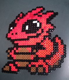 Red Dino by ~crashgem on deviantART