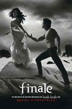 "Hush Hush Series ""Finale"" By Becca Fitzpatrick book #4. Just Amazing and fantastic!!! I LOVE it!!!"