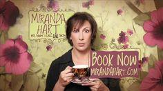 Miranda Hart - 2014 Tour - Voiced by Guy Harris