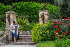 Engagement Photography at The Castello di Amorosa in The Napa Valley | Christophe Genty Photography #engagement #engagementphotography