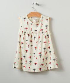 Little Lures Flouncy DressFlouncy Print Dress