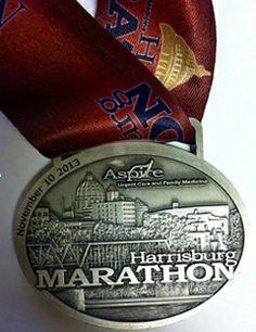 Harrisburg Marathon - Sun, Nov 9, 2014