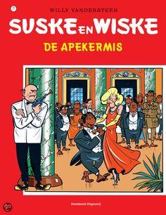 77 - Suske en Wiske - De apekermis