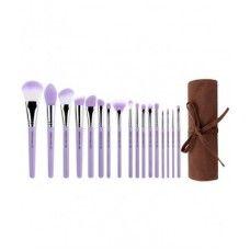 Makeup Accessories: Purple Bambu Precision 17pc. Set