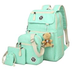 Women Canvas School Backpacks College Schoolbag Fashion Plecak for Teenager Girl And Boys Rucksack Moclila Shoulder Bag& Continue Reading. The post School Backpacks & lunch bag appeared first on inspo. Cute Backpacks, Girl Backpacks, School Backpacks, Backpacks For Kids, Preppy Backpack, Fashion Backpack, Mochila Formal, Canvas Backpack, Backpack Bags
