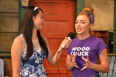 Star Reporter Cassandra Hsiao catches up with the stars of Disney Channel's BUNK'D and chats with Peyton List, Skai Jackson, Miranda May and Nina Lu! The stars talk everything from their time on Jessie to life-changing experiences to props they'd like to take from set to summer adventure bucket lists.