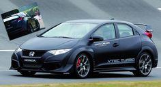 Honda Civic type-R VTEC Turbo 2015