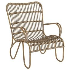 ... Our Comfy All Weather Pelican Cay Collection Is Finished To Resemble  Natural Rattan. Based On A Vintage Cane Design, Its Slender, Wide Set Slats  Allow ...