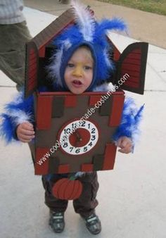 DIY Infant Toddler Halloween Costumes for Under $20